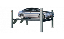 Space 4-Post Wheel Alignment lift