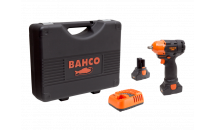 "Bahco BCL32IW1K1 14.4V 3/8"" square drive cordless impact wrench kit brushless"