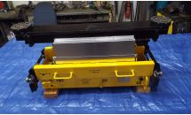 Pre Owned Majorlift MPJ4 Air Operated Hydraulic Jacking Beam - 4 Tonne