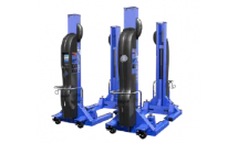 AMI 5.5 Truck EUED4 Mobile Column Lifts - Set of 4