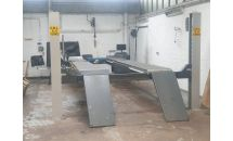 used wheel alignment lift