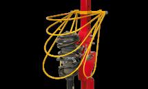 RE23RS coil spring restraint sytstem