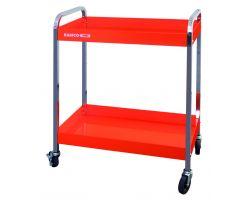 Bahco 1470KC2 Roll Cart- 2 Trays- Orange