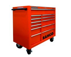 Bahco C75 Tool Trolley with 12 drawers