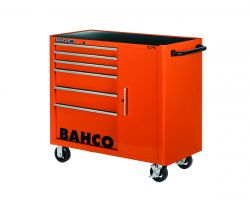 Bahco 1475KXL6C Classic C75 trolley - Orange