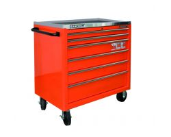 Bahco extra large capacity tool trolley with 6 drawers