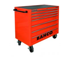 Bahco 1475KXL7 Classic C75 trolley  Orange