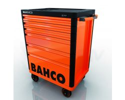 Bahco 1477K6 Premium E77 trolley 6 Dr Trolley-Orange Premium