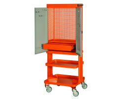 Bahco 1495CD60WBL Blue Tool Cabinet On Wheels