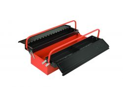 Bahco 1497MBF350 Cantilever style tool box with 3 compartments