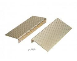 Beissbarth Drive On Ramps For Turntables & Slide Plates (2 Pieces)
