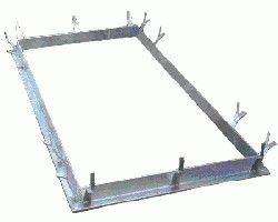 Beissbarth Edge Protection Frame