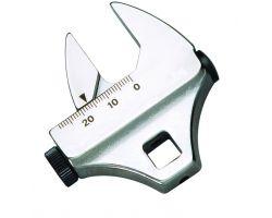"Bahco 1950MZ-3/8 3/8"" Crowfoot Adjustable Wrench"