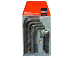 Bahco 1995Z/12T Offset Screwdriver Set, 12-Piece