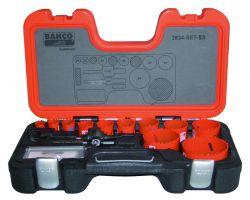 Bahco 3834-SET-53 Holesaw Set Bim