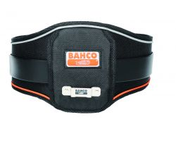 Bahco 4750-HDB-2 Heavy duty belt with cushion with stainless steel twin-pin buckle