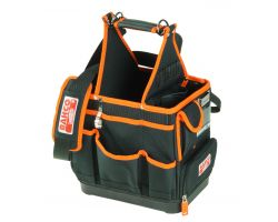 "Bahco 4750FB3-12 12""Electrician Bag-Hard Bottom"