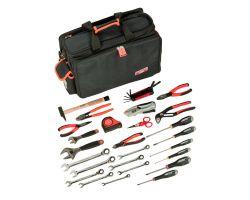 Bahco 4750FB4-18TS001 Bag 4750FB4-18 with 32 tools