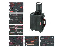 Bahco 4750RCHDW02FF4 Windmills Standard Tools Application kit