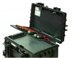Bahco 4750RCWD-AC2 Pivoting under lid tool pallet- pouch system