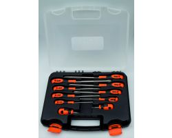 Bahco 605-6-PC Screwdriver set 600-series, 6 piece