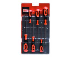 Bahco 606-6 Screwdriver set 600-series, 6 piece, slot PH