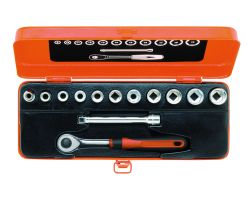 Bahco 7420RE Socket Set Ergo 3/8