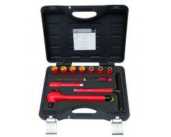 Bahco 7811DMV Insulated Tools Set 11P 1/2