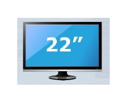 "Hpa 22"" Widescreen Lcd/led Monitor"