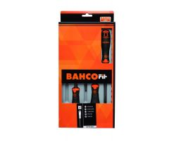Bahco B219.005 BahcoFit screwdriver set 5Pcs Screwdriver Set Slot/Ph