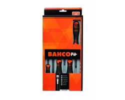 Bahco B219.006 BahcoFit screwdriver set 6Pcs Screwdriv Set Slotted/Ph