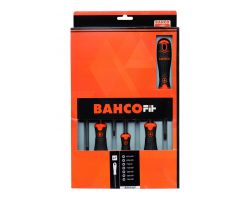 Bahco B219.007 BahcoFit screwdriver set 7Pcs Screwdriver  Set Pz/Torx