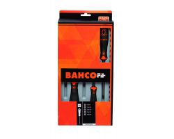 Bahco B219.025 BahcoFit screwdriver set 5Pcs Screwdriver Set Torx