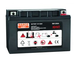 Bahco BB1200A Spare battery for 12V boosters