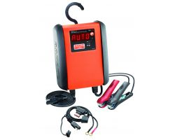 Bahco BBCE12-10 10 Amps Fully automatic charger/maintainer for 12V batterie