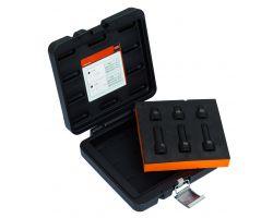 Bahco BBR201P6 Xzn 1/2 Imp Sock Bit- Brake 6P