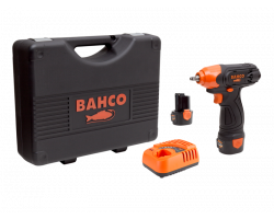 bahco cordless power tool kit 1/4""