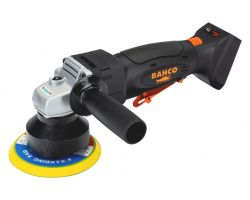 Bahco cordless orbital angle polisher