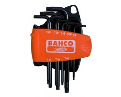 Bahco BE-7675 Offset screwdriver set TORX PLUS® black 8pcs