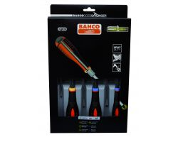 Bahco BE-9882TB ERGO™  through blade screwdriver set