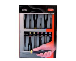 Bahco BE-9884 ERGO™  Screwdriver set, 6 pieces