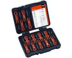 Bahco BELTRP16 Terminal Release Tool Set - 16 piece