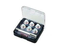 Bahco BOD106 Mini oil drain plug restorer sets Oil Drain Plug Rest.M22*1.5P