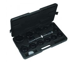 Bahco BWB14 Wheel Bearing Extractor Tool Set, 14 piece