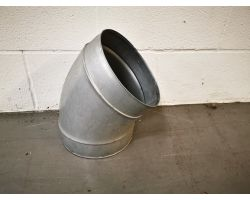 Schiedel 45 Degree Bend For Ducting 300mm