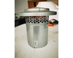Weather Cowl For Ducting 165mm