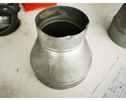 Reducers For Ducting 150mm 250mm