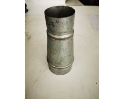 Reducer For Ducting 60mm To 80mm
