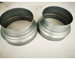 Reducer For Ducting 160mm To 200mm