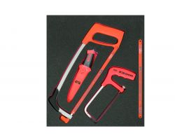 Bahco FF1F5005 Foam with Cutting Set 8 Pcs 2/3